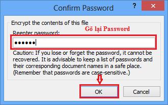 Đặt Password cho Word 2007 - B3
