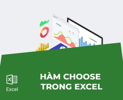 Hàm Choose trong Excel